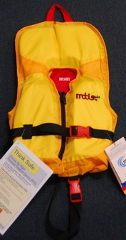 MTI  Infant Kayak vest