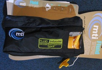 MTI Fluid Inflatable PFD